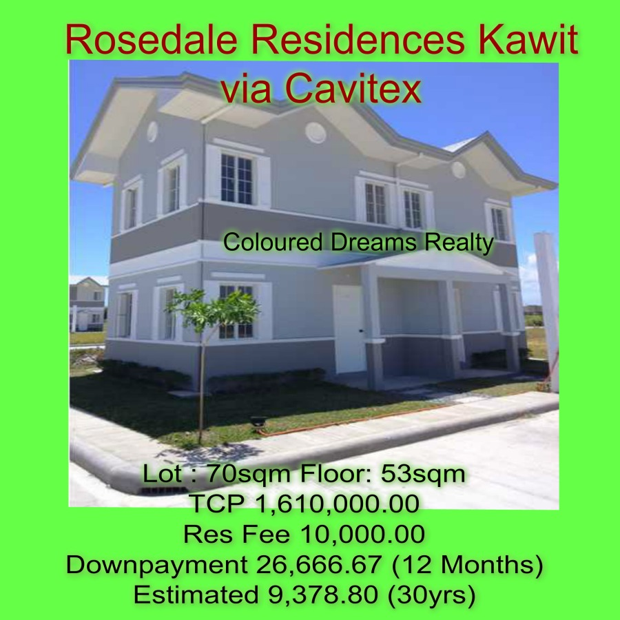 Duplex Rosedale with CDR