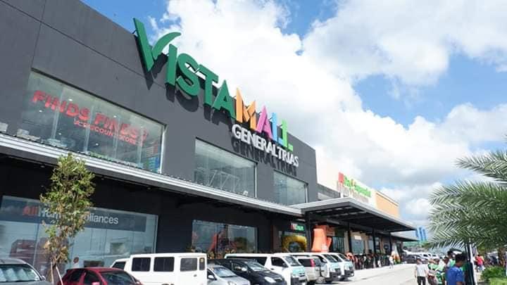 Vista Mall GenTrias Actual