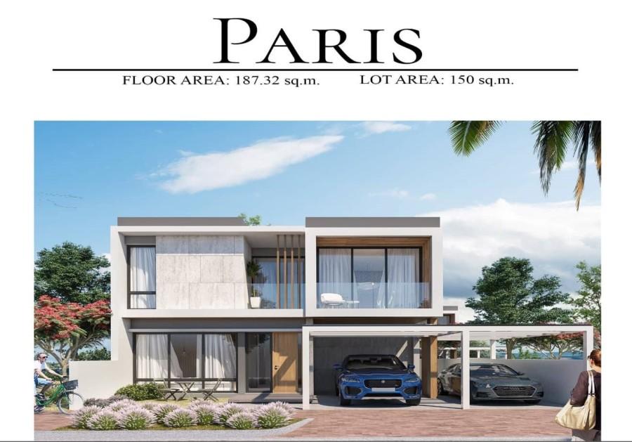 Paris Model House crop