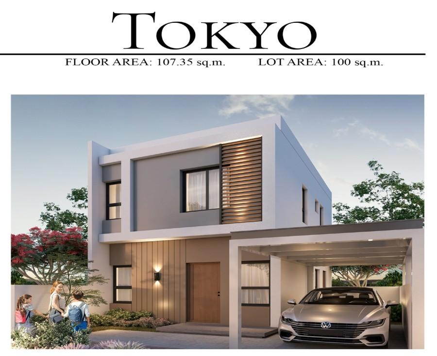 Tokyo House crop